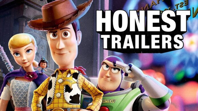 Toy Story 4 Honest Trailer