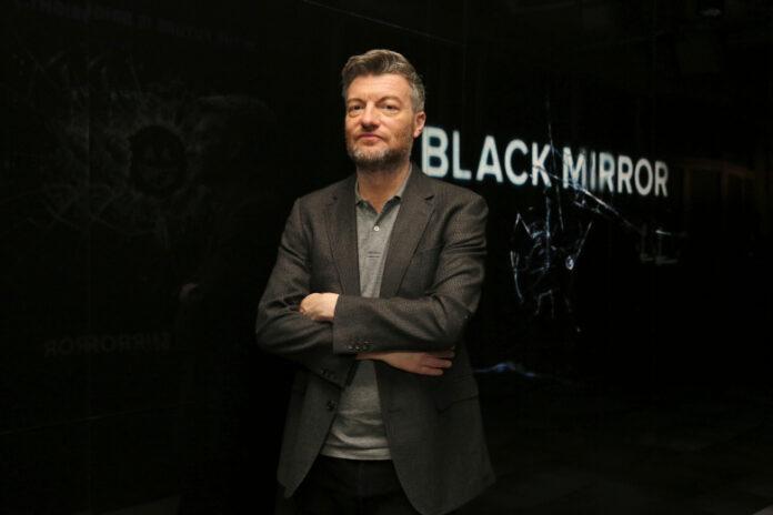 Charlie Brooker, Black Mirror