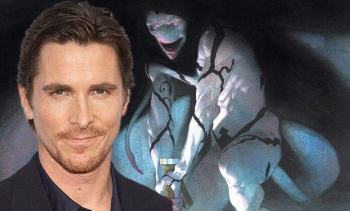 Christian Bale, Gorr, Thor