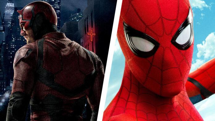 Daredevil, Spider-Man