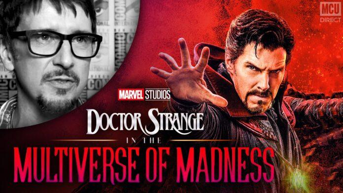 Doctor Strange in the Multiverse of Madness, Scott Derrickson