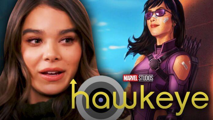 Hawkeye, Hailee Steinfeld, Kate Bishop