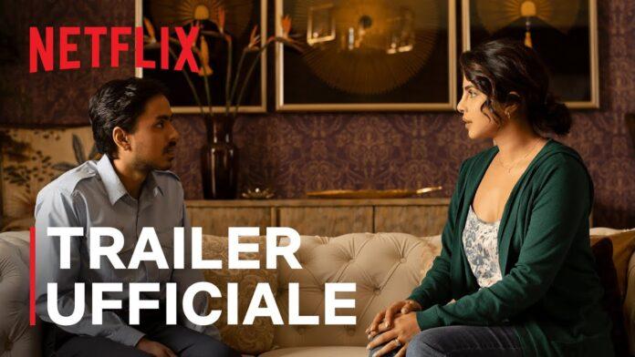 La Tigre Bianca Trailer