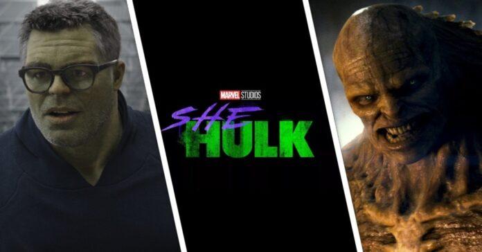 Mark Ruffalo, Tim Roth, She-Hulk