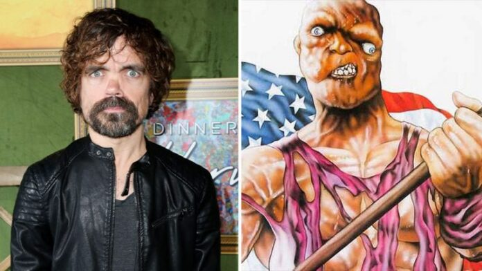 Peter Dinklage, The Toxic Avenger