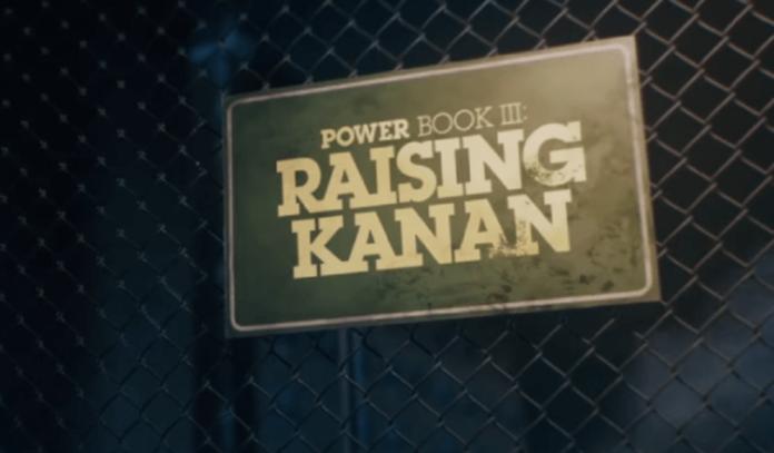Power Book III - Raising Kanan