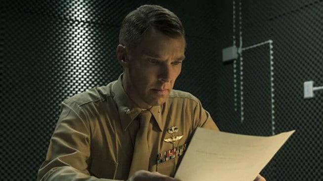 The Mauritanian, Benedict Cumberbatch