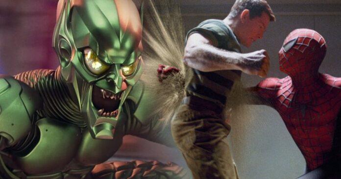 Willem Dafoe e Thomas Haden Church Spider-Man