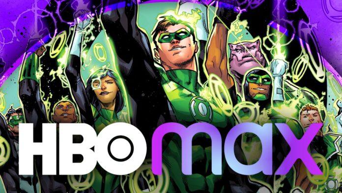 Green Lantern, HBO Max