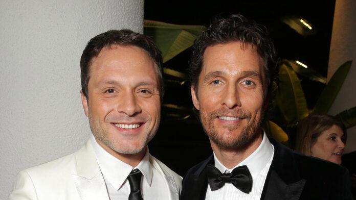 Nic Pizzolatto e Matthew McConaughey
