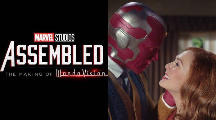 Marvel Studios'Assembled
