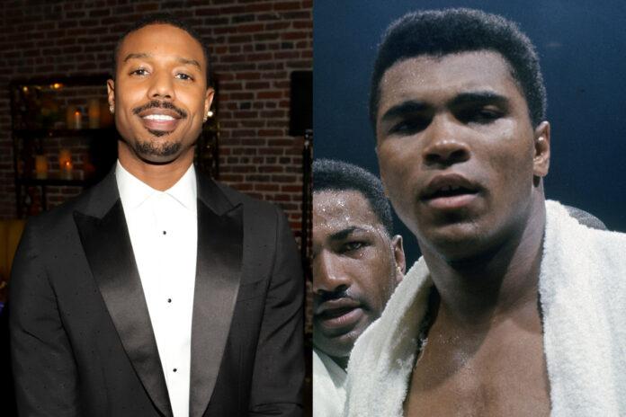 Michael B. Jordan, Muhammad Ali
