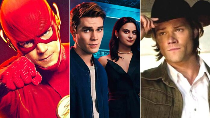 The Flash, Riverdale, Walker