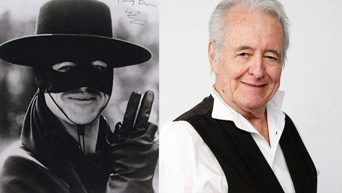 Henry Darrow, Zorro