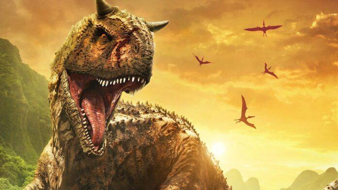 Jurassic World: Nuove Avventure 3