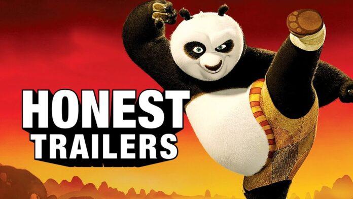 Kung Fu Panda Honest Trailer