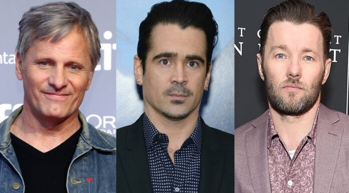 Viggo Mortensen,Colin Farrell, Joel Edgerton