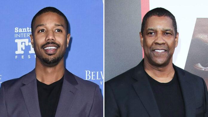 Denzel Washington e Michael B. Jordan