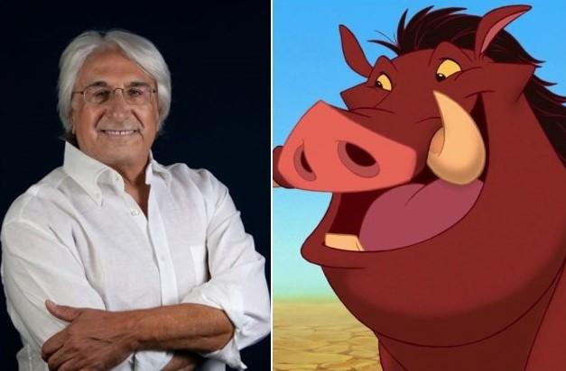 Ernesto Brancucci, Pumbaa