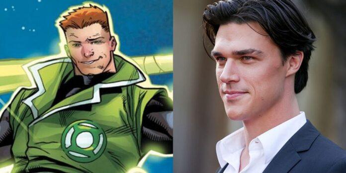Green Lantern, Finn Wittrock, Guy Gardner