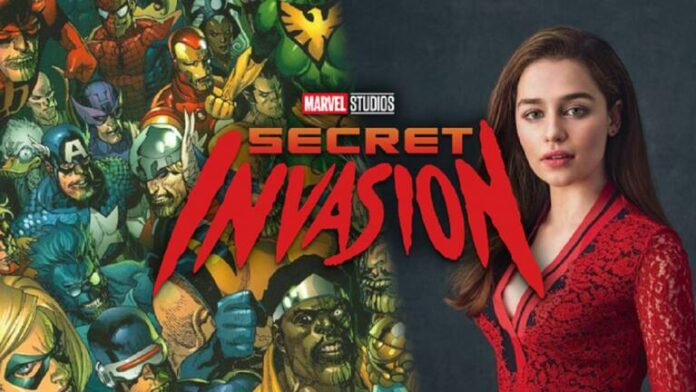Secret Invasion, Emilia Clarke