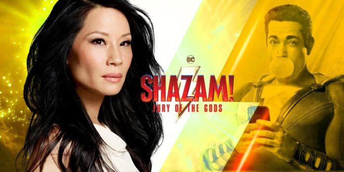 Shazam! - Fury of the Gods, Lucy Liu