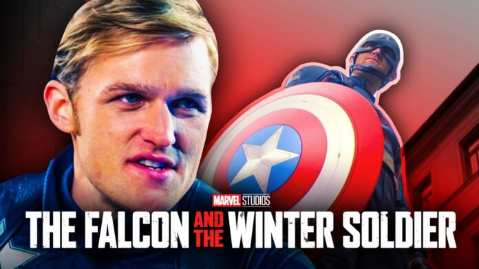 The Falcon and the Winter Soldier, John Walker