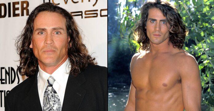 Joe Lara, Tarzan