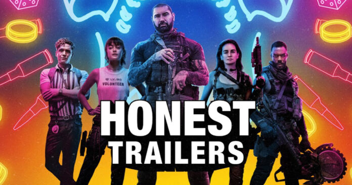 Army of the Dead Honest Trailer