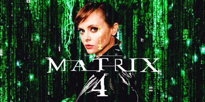 Christina Ricci, Matrix 4
