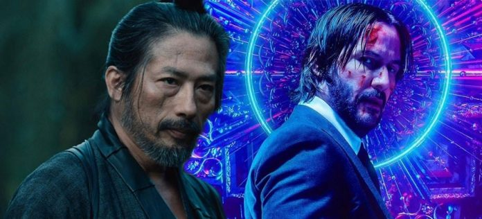 Hiroyuki Sanada, John Wick