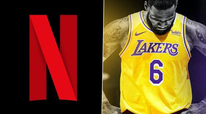 LA Lakers, Netflix