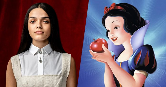 Rachel Zegler, Biancaneve