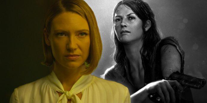 Anna Torv, Tess, The Last of Us