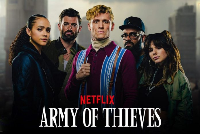 Army of Thieves