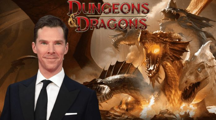 Dungeons & Dragons, Benedict Cumberbatch
