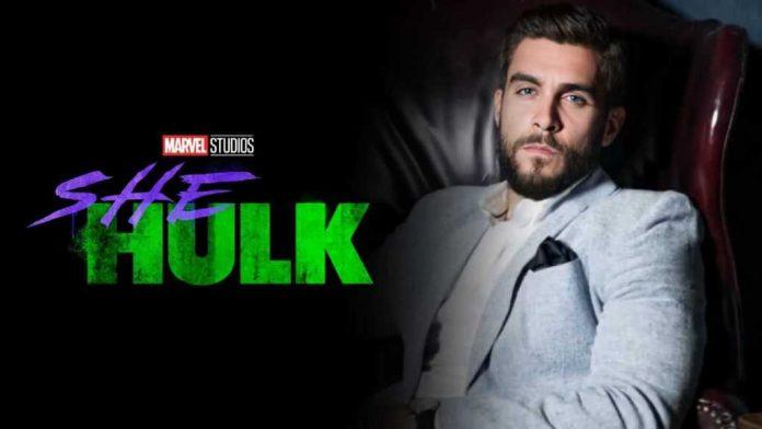 Josh Segarra, She-Hulk