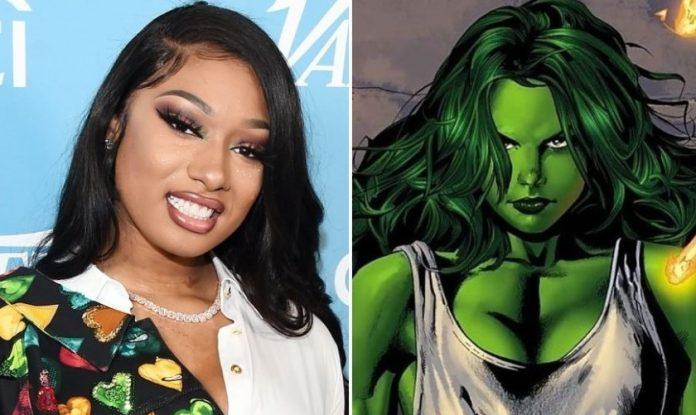 Megan Thee Stallion, She-Hulk