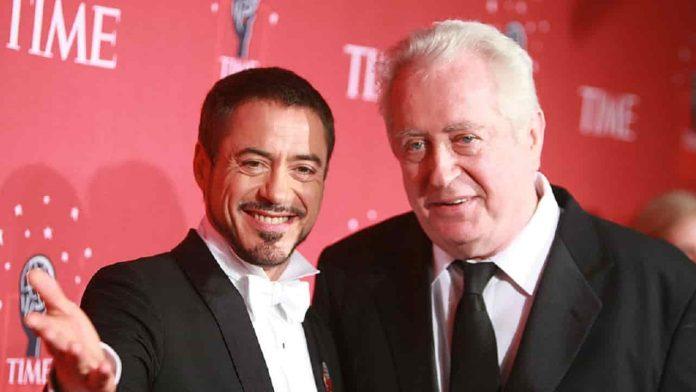 Robert Downey Sr. e Robert Downey Jr.