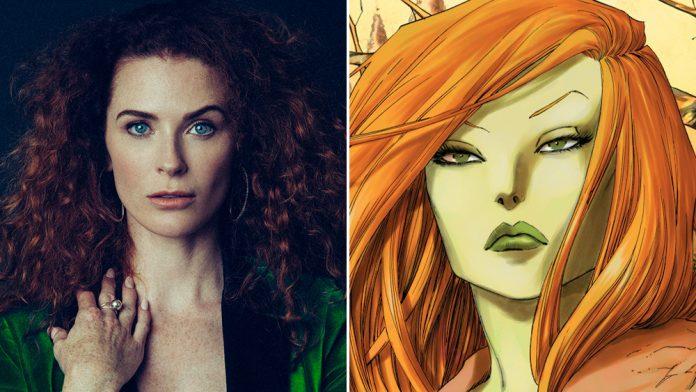 Bridget Regan, Poison Ivy