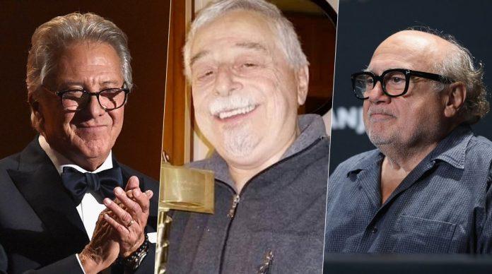 Giorgio Lopez, Danny DeVito, Dustin Hoffman