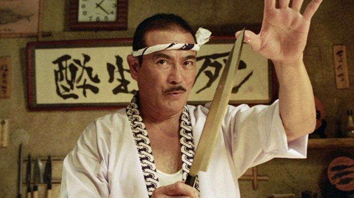 Sonny Chiba, Hattori Hanzo