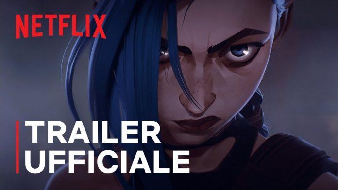 Arcane Trailer