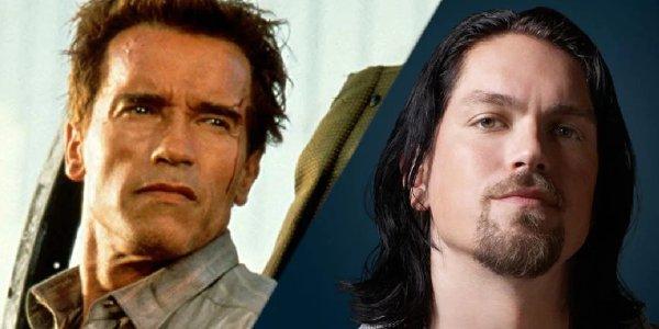 Arnold Schwarzenegger, Steve Howey, True Lies,