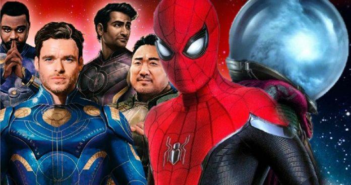 Eternals, Spider-Man: Far From Home
