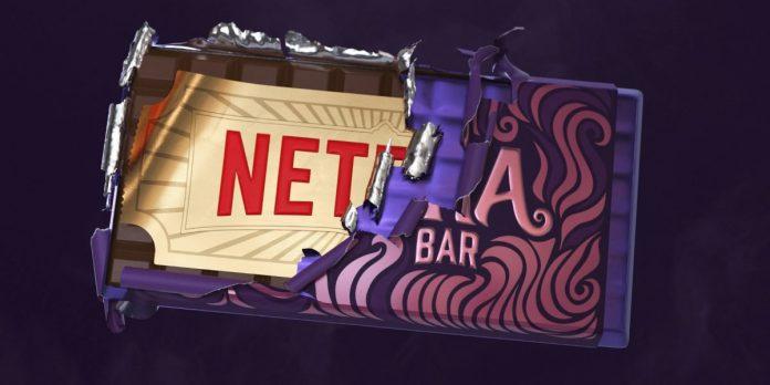Netflix, Roald Dahl Company