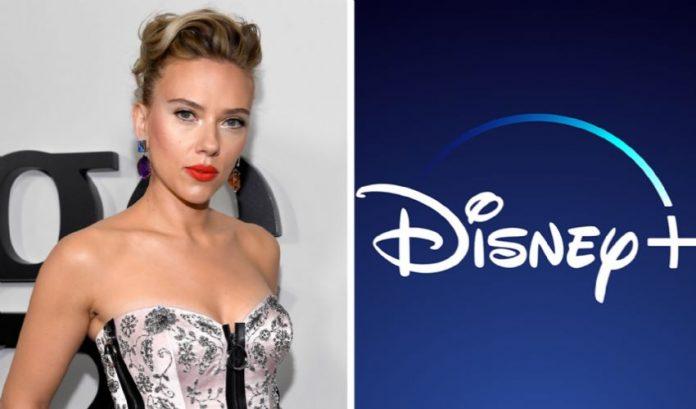 Scarlett Johansson, Disney